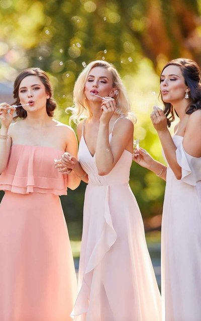 Sorella Vita Bridesmaid Dress 1