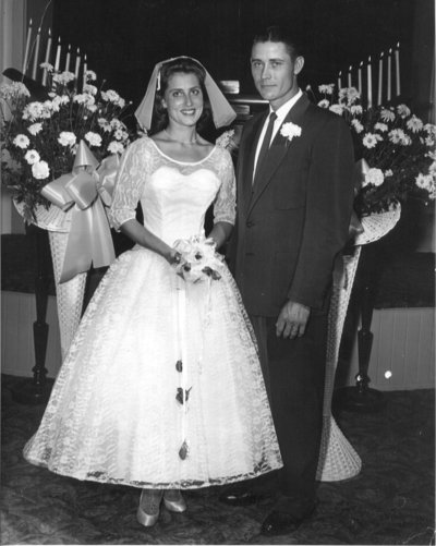 GrandmaGrandpa-Wedding Photo