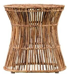 Bambook Rattan Side Table