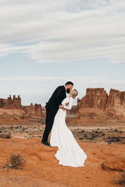 Moab elopement photographer | Terra Ong