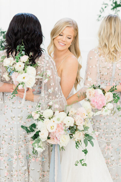 Michaela Mantarian Florist Floral Designer Flowers Wedding Weddings Special Events Luxury Chicagoland Blooms Light Airy Texture Bouquet Bouquets Boutonnieres Corsages Bridal Party Boquet12