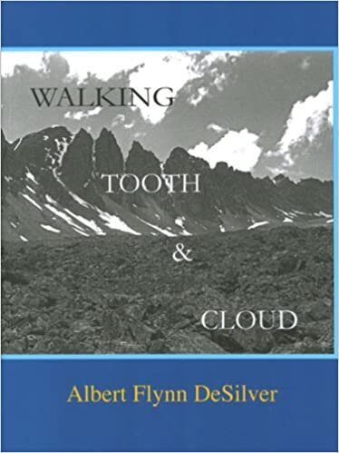 Walking Tooth & Cloud Poem Book Cover
