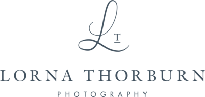 Grey Logo for Lorna Thorburn Photography