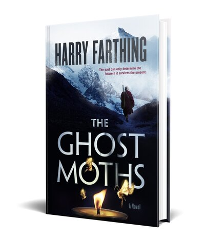 Best selling book The Ghost Moths