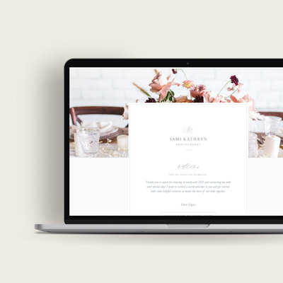Branding for Creatives // Sarah Ann Design - Branding for Wedding Industry
