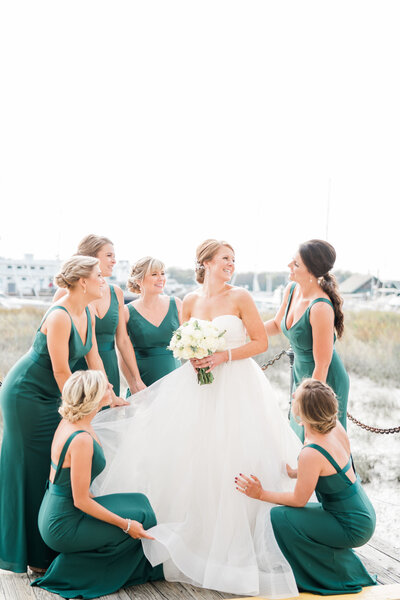 Kate Dye Photography Charleston Wedding Light Airy Bright Colorful 29