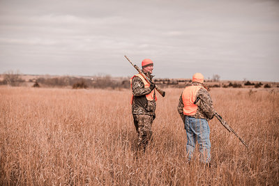 Fowl Plains Kansas Pheasant hunting115