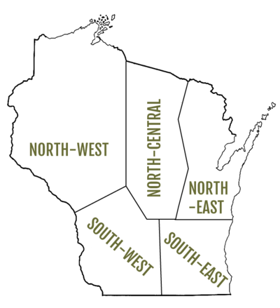 Sections-of-Wisconsin