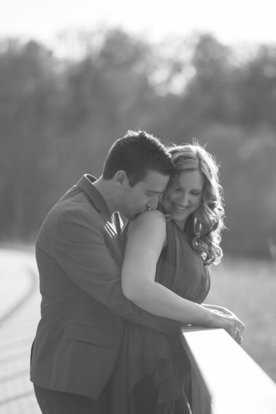 Couples Photography Black and White Chesapeake Maryland