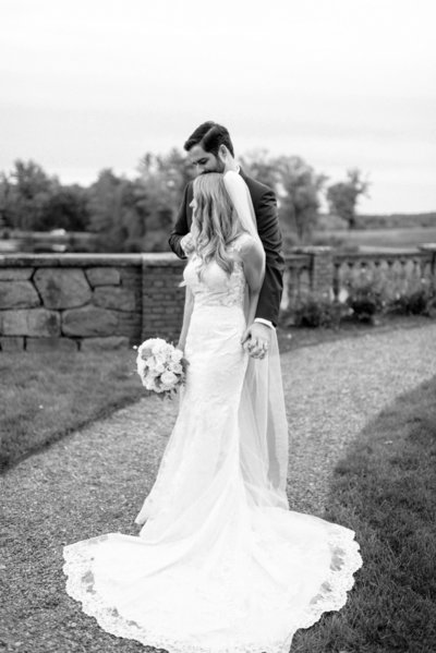Turner Hill Mansion Wedding - Stephanie Vegliante