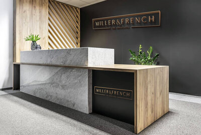 Miller and French_Reception MockUp (1)
