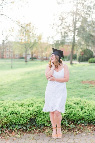 UVA Graduate photographer