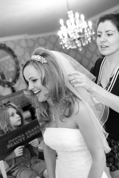 Smiling Bride - UK Hair Professionals