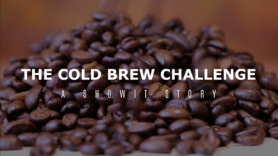 Cold Brew Challenge Thumbnail