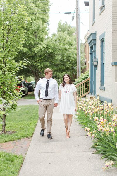 Kara Webster Photography | Robert And Megan Wortman | Dayton OH Engagement Photographer_1005