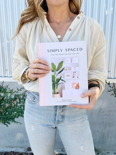 Simply Spaced Book