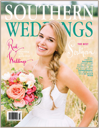 PAM BAREFOOT EVENTS + DESIGN SOUTHERN WEDDINGS MAGAZINE