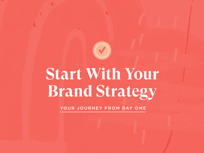 Start With Your Brand Strategy - Blog | Sung & Co