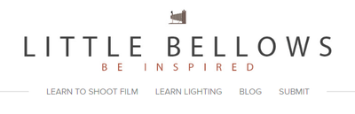 Little Bellows Blog Logo