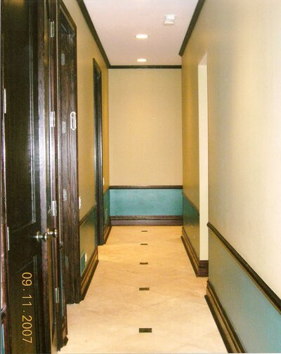 Mermelstein Hallway Before A