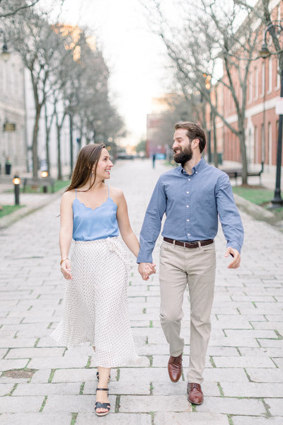 Charlestown Boston Engagement Session By Halie-7188