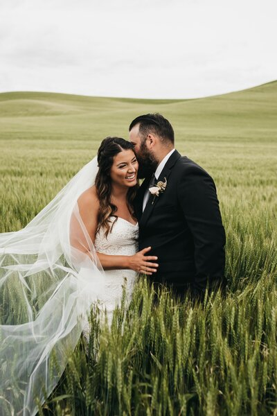 Elopement Photographer in Spokane Washington, Palouse Knot Barn - Clara Jay Photo-19