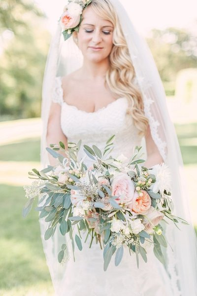 Hedsor House Bride | Christina Sarah Photography