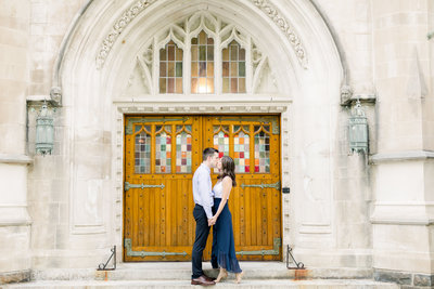 Lehigh University Engagement Session-23