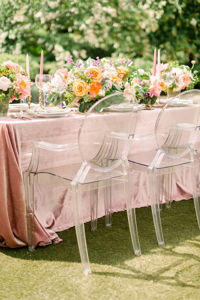 wedding venue chairs
