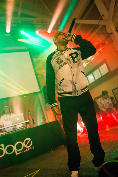 Warren G at Dope Cup Oregon