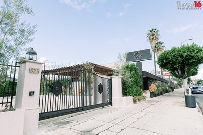 Casita Hollywood Wedding Planner