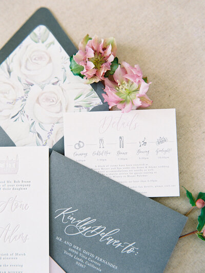 pirouettepaper.com | Wedding Stationery, Signage and Invitations | Pirouette Paper Company | Wedding Invitations | Jordan Galindo Photography _ (53)