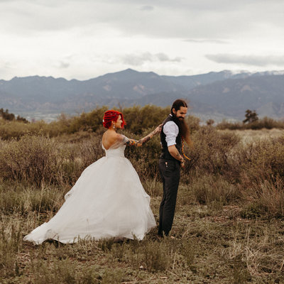 Colorado-Springs-Mountain-Organic-Relaxed-Outdoor-Wedding-Photographer-Adventure-Engagement-1-2