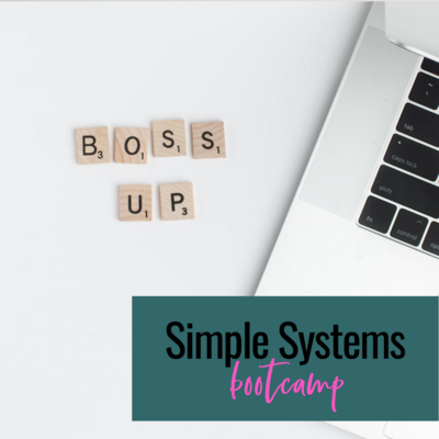 simple systems bootcamp