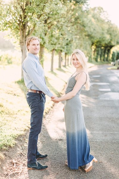 Surrey Engagement Shoot | Christina Sarah Photography