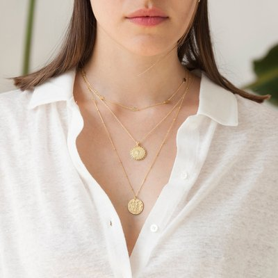 gold-round-stakable-necklaces