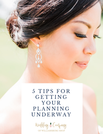 5 Tips for Getting your Planning Underway