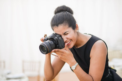 Event and Corporate photographer Ana Isabel