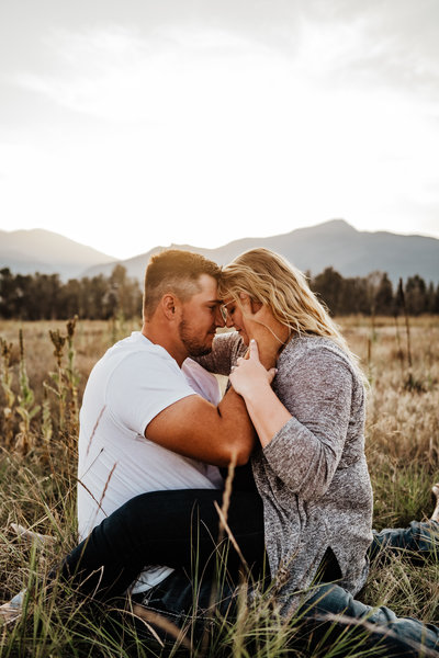 Missoula Montana  Engagement photograhper