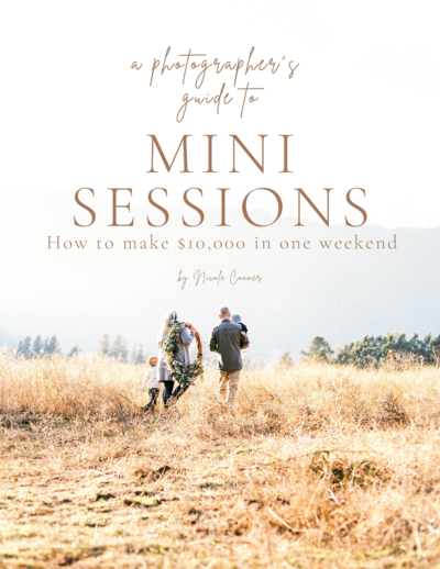 A Photographer's Guide to Mini Sessions