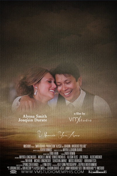 Alyssa+Joaquin Movie Poster