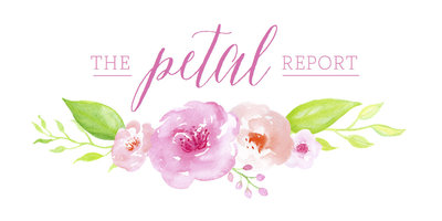 The Petal Report Logo 1