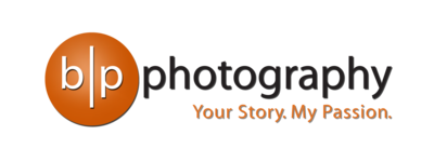 Brand Logo for BP Photography of Mobile, Alabama.