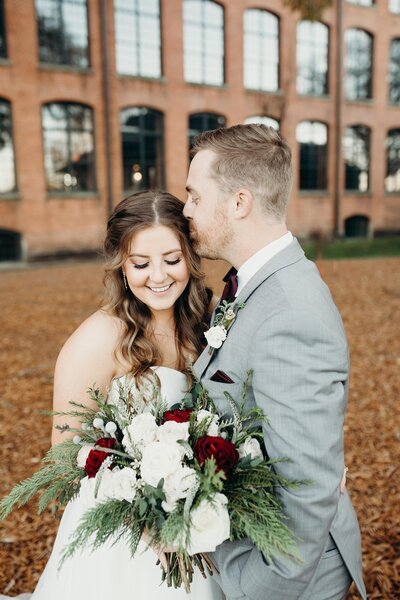 Loray Mill Wedding