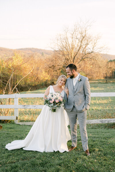 Briar Patch Bed and Breakfast Virginia wedding
