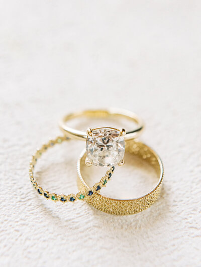 Delightful lWedding Ring Ideas