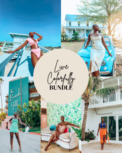 Live Colorfully Bundle