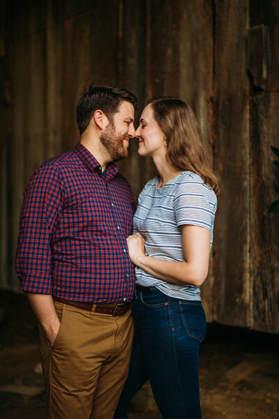 Kristie Lea Photography Wedding Engagement Portrait Virginia Colorful Enchanted Magical3