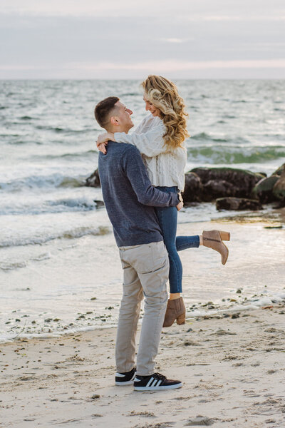 CT Proposal Photographer