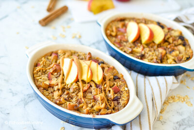 Baked Apple Cinnamon Oats-Tara-Tan-Fit-Foodie-Mommy-IIN-Health-Nutrition-Wellness-Coach9